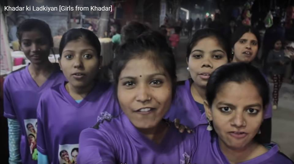 """This City is for You and Me""- Khadar Ki Ladkiyan [Khadar Girls] Music Video"